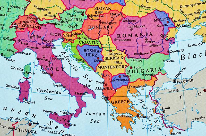Beyond the Bridge of Visegrad – Deutsche Bank