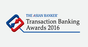 The Asian Banker Transaction Banking Awards 2016
