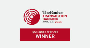 The Banker, Transaction Banking Awards 2018